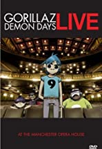 Gorillaz: Live in Manchester