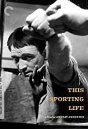 This Sporting Life Poster