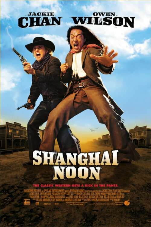 Shanghai Noon BluRay