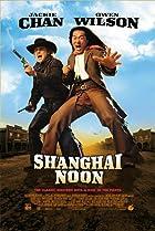 Shanghai Noon (2000) Poster