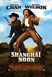 Shanghai Noon 2000 BluRay 480p 340MB Dual Audio ( Hindi – English ) MKV