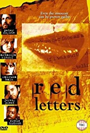Red Letters (2000) Poster - Movie Forum, Cast, Reviews