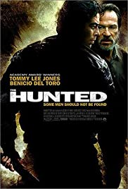 The Hunted (2003) Poster - Movie Forum, Cast, Reviews