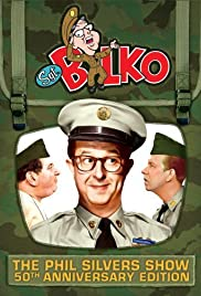 The Phil Silvers Show Poster - TV Show Forum, Cast, Reviews