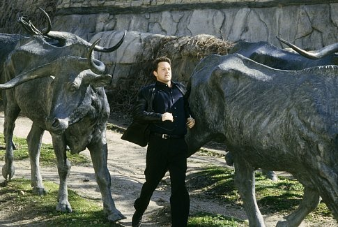 Matthew Perry in Serving Sara (2002)