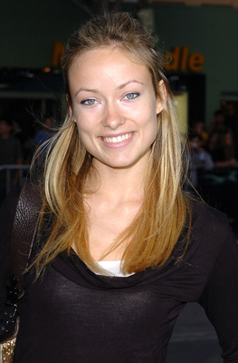 Olivia Wilde at House of Wax (2005)