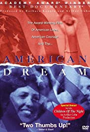 American Dream (1990) Poster - Movie Forum, Cast, Reviews