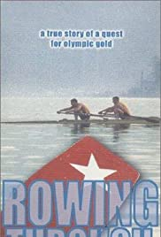 Rowing Through Poster