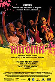 Antônia (2006) Poster - Movie Forum, Cast, Reviews