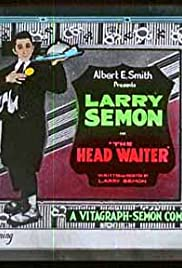 The Head Waiter Poster