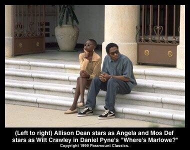 allison dean feet