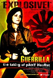 Guerrilla: The Taking of Patty Hearst Poster