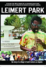 Leimert Park: The Story of a Village in South Central Los Angeles Poster