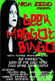 Geek Maggot Bingo or The Freak from Suckweasel Mountain (1983) Poster - Movie Forum, Cast, Reviews