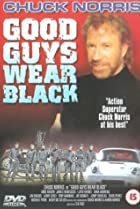 Image of Good Guys Wear Black