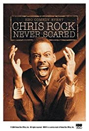 Chris Rock: Never Scared Poster