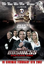 Back in Business (2007) Poster - Movie Forum, Cast, Reviews