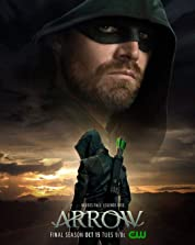 Arrow - Season 1 poster