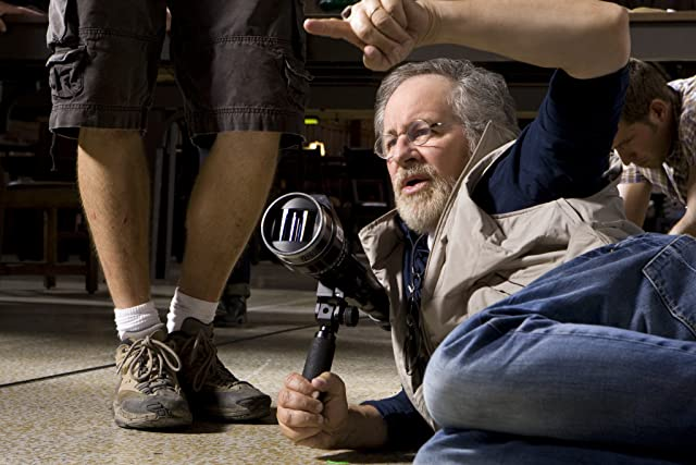 Steven Spielberg in Indiana Jones and the Kingdom of the Crystal Skull (2008)