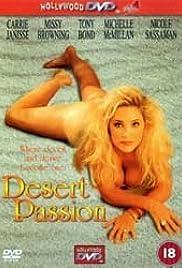 Desert Passion Poster