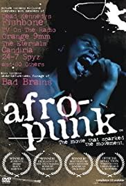 Afro-Punk Poster
