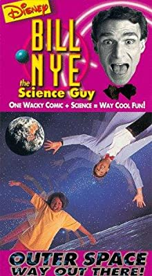 Poster Bill Nye, the Science Guy
