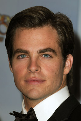 Chris Pine at event of The 66th Annual Golden Globe Awards