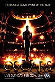 The 81st Annual Academy Awards Poster