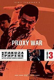 Proxy War Poster