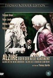 Alzire oder der neue Kontinent Poster