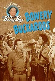 Bowery Buckaroos (1947) Poster - Movie Forum, Cast, Reviews