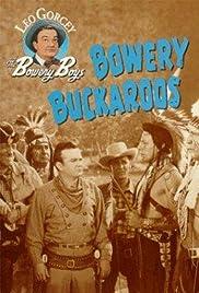 Bowery Buckaroos(1947) Poster - Movie Forum, Cast, Reviews