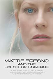 Mattie Fresno and the Holoflux Universe Poster