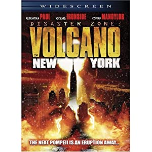 Movie Disaster Zone: Volcano in New York (2006)