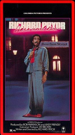 Richard Pryor... Here and Now poster