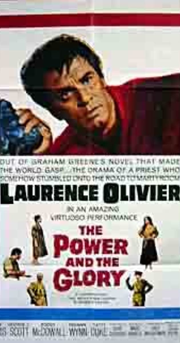 the power and the glory tv movie 1961 imdb