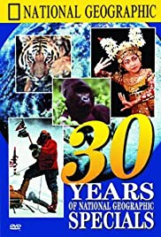 30 Years of National Geographic Specials Poster