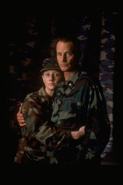 Mary Jane and Major Nelson Gray
