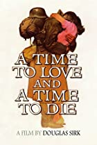 Image of A Time to Love and a Time to Die
