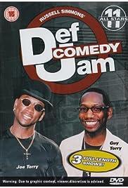 Def Comedy Jam: All Stars Vol. 11 Poster