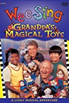 Image of Grandpa's Magical Toys