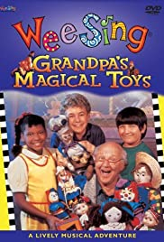Grandpa's Magical Toys (1988) Poster - Movie Forum, Cast, Reviews