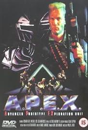 A.P.E.X. Poster