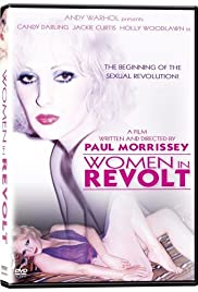 Women in Revolt Poster
