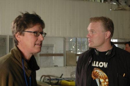 Co-writer/Producer Chris Kobin and Co-writer/Director Tim Sullivan