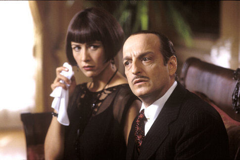 Sophie Marceau and David Paymer in Alex & Emma (2003)