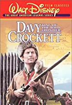 Davy Crockett: King of the Wild Frontier