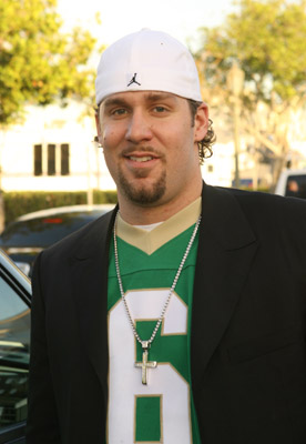 Ben Roethlisberger at an event for The 48th Annual Grammy Awards (2006)