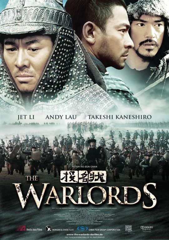 The Warlords (2007) Tagalog Dubbed
