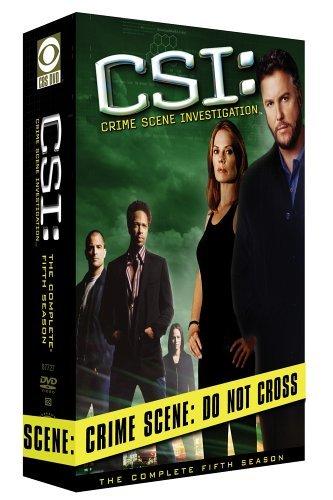 CSI: Crime Scene Investigation: 4x4 (2005)
